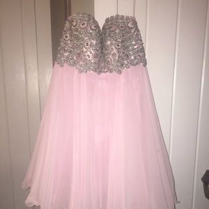Pink Prom/Ring/Homecoming Dress